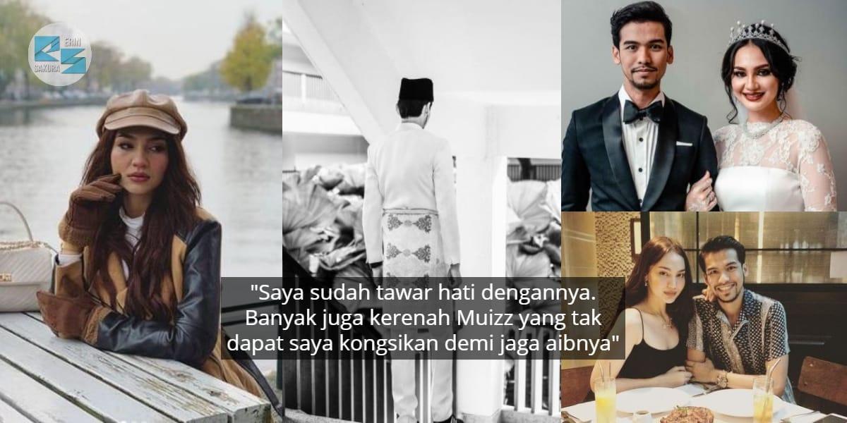 Nafi Berselingkuh, Nadia Brian Harap Suami Terus Lafaz Talak Di Mahkamah