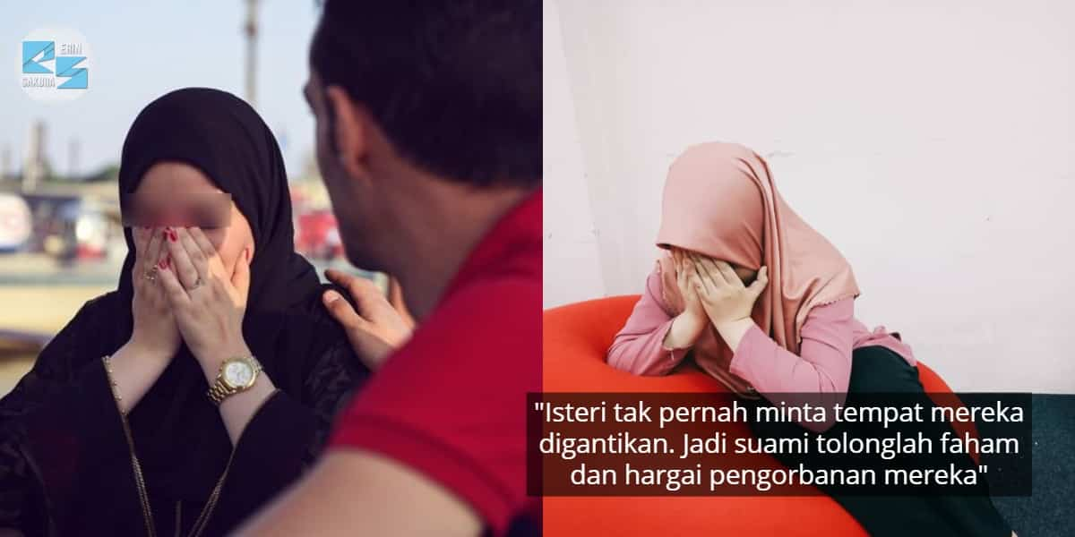 Hati Isteri Fitrahnya Lembut, Tapi Terpaksa Jadi Garang Bila Suami Tak Memahami