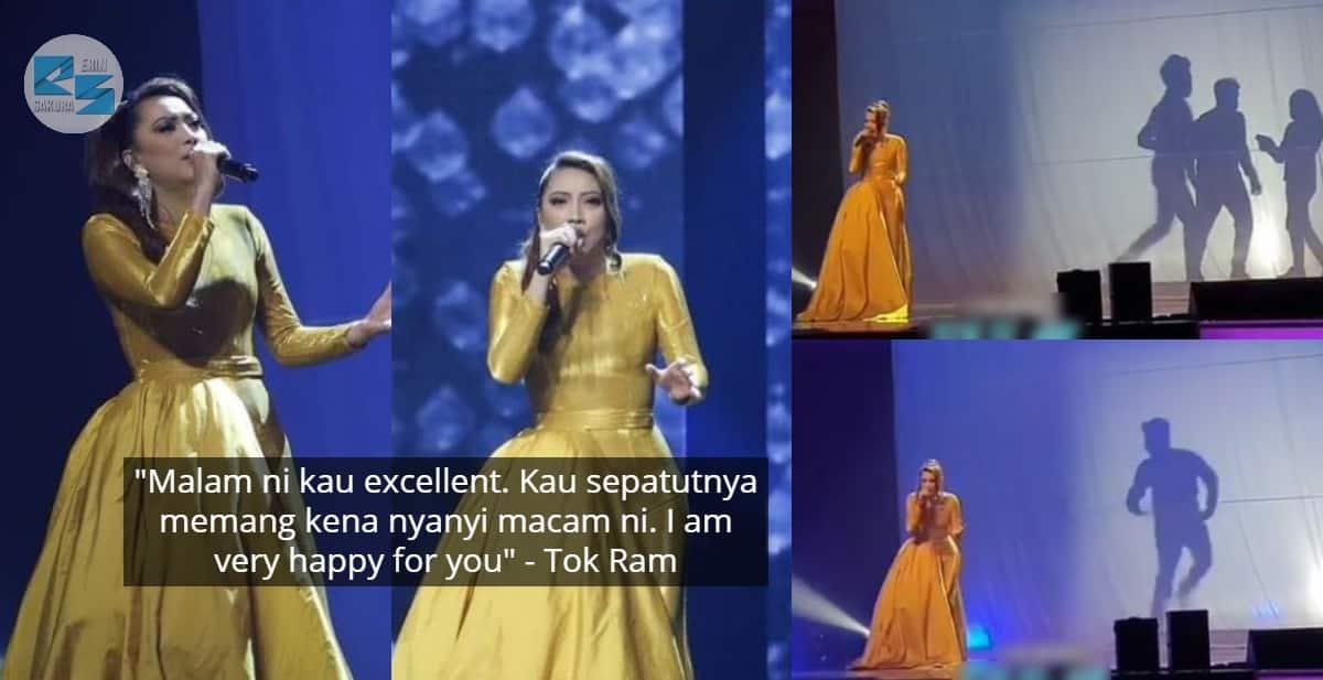 [VIDEO] Fasih & Merdu Bawa Lagu Filipina, Nyanyian Linda Nanuwil Dipuji Tok Ram