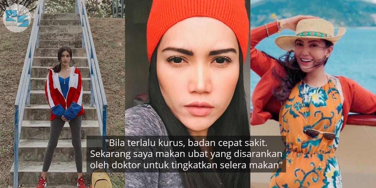 """""""Belum Cukup Kuat Lagi"""" – Elyana Dedah Punca Tangguh Rawatan Kemoterapi"""