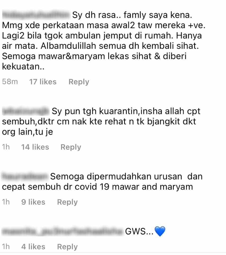 "[VIDEO] ""Saya Speechless""-Komen Sedih Fizo Bila Mawar & Anak Positif COVID-19"