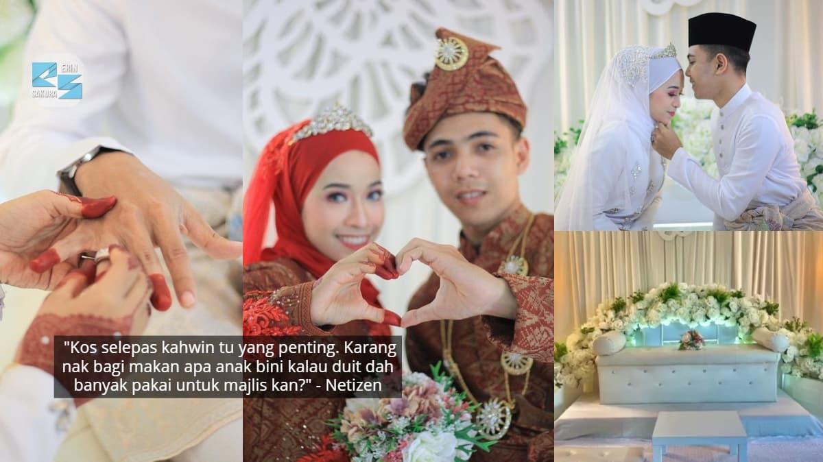 [VIDEO] Beli Baju Waktu Sales, Pengantin Share Bajet Kahwin Bawah RM5 Ribu