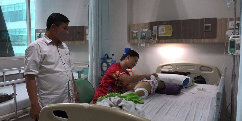 [VIDEO] Beranak Dalam Perahu Waktu Banjir, Ibu Namakan Anak Siti Noor Banjiriah