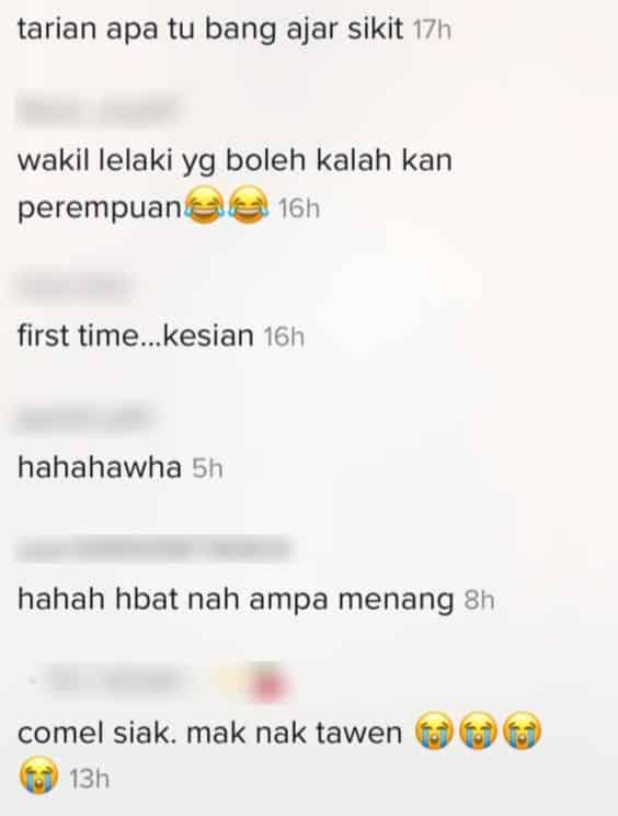 "[VIDEO] ""First Time Abang Menang"" – Suami Joget Keriangan Isteri Kalah Debat"