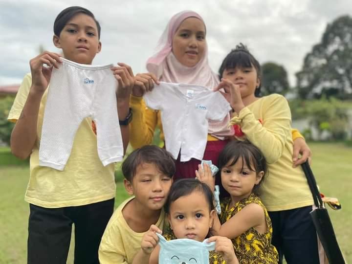 Ibu Reda Akan Bersalin Anak Ke-6 Sendirian, Terpisah Suami Di Sarawak Sebab PKP