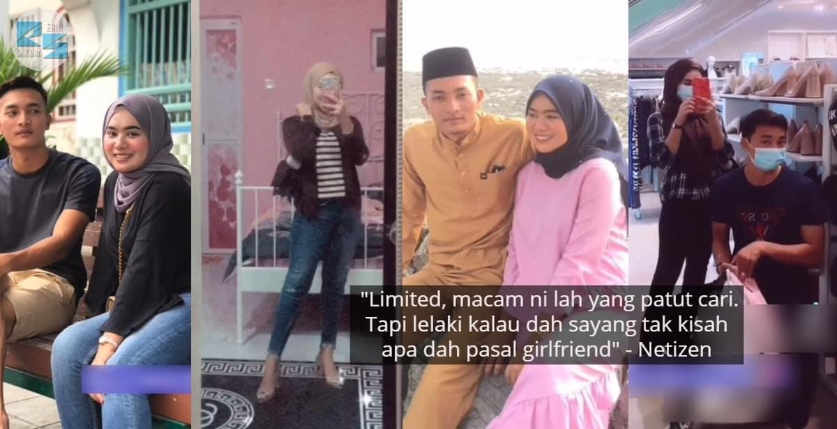 [VIDEO] Tak Peduli Paras Rupa, Gadis Berjaya Slim Syukur Dapat Boyfriend Setia