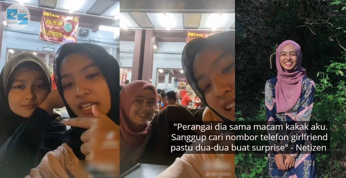 [VIDEO] Tak Kekok Lepak 1 Table, Gadis Santai Soal Siasat Calon Adik Ipar
