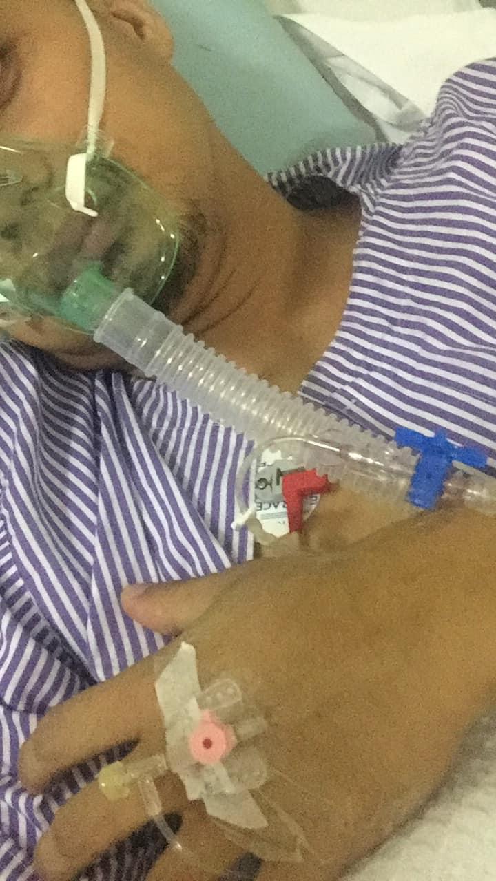"""""""Jantung Bengkak, Buang Air Atas Katil""""-Derita Pemuda Melawan COVID-19 Stage 5"""