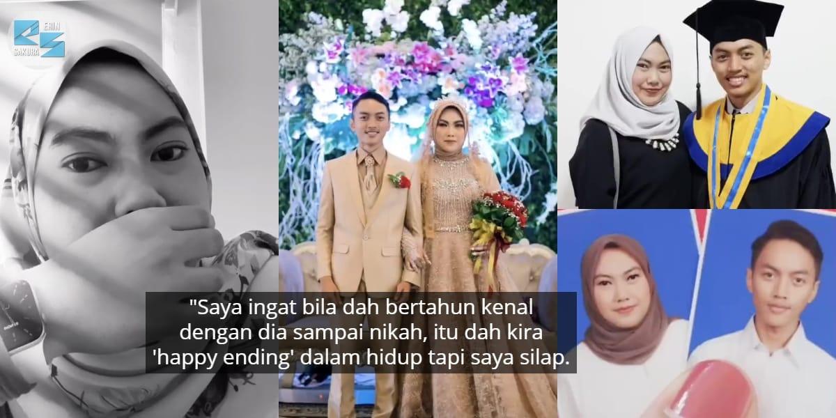 [VIDEO] Couple 7 Tahun, Wanita Sedih Berpisah Lepas Hampir Setahun Berkahwin