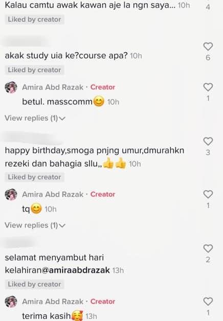 [VIDEO] Tak Ramai Geng Sebaya, Gadis Ajak Makcik Cleaner Sekali Sambut Birthday