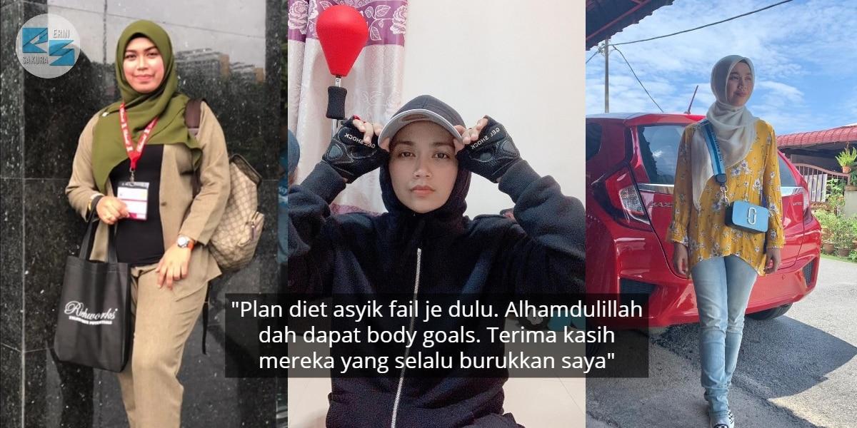 [VIDEO] Takkan Lupa Pernah Dihina Dulu, Wanita Berjaya Slim Kini Bertambah Ayu